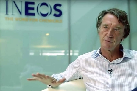 Sir Ratcliffe says Ineos will not be 'dumb money' behind OGC Nice