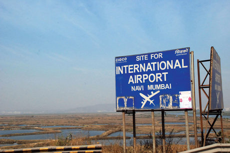 India's L&T wins contract for Navi Mumbai International Airport
