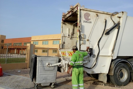 Abu Dhabi Municipality campaign clears 1179.46t of waste in first week