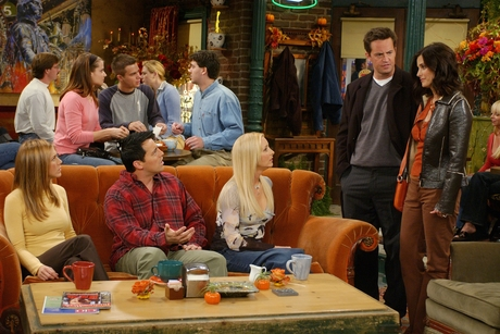 Dubai's Burj Khalifa to get couch from American TV show Friends