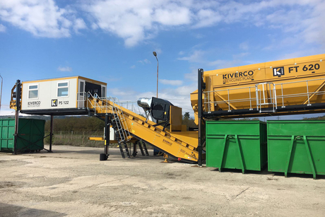 Irish recycling firm Kiverco wins $3.7m Dulsco contract