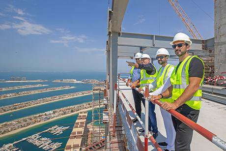 Nakheel to open Palm Tower's Sushisamba restaurant in 2020