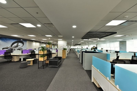 Airbus unveils nature-inspired IT office in Bangalore, India