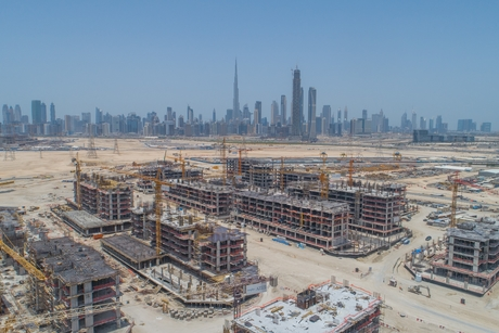 Azizi Developments posts 5.9 million safe man-hours in Q3 2019