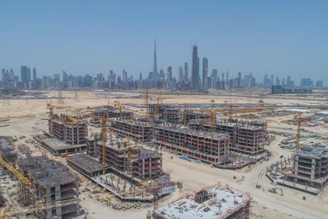 Azizi Developments posts 5.9 million safe man-hours in Q3 2019