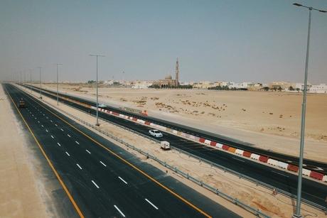 Musanada, ITC complete $15m Bani Yas-Al Heeliya Road in Abu Dhabi