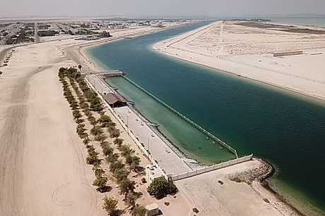 Abu Dhabi Municipality shuts Bahia swimming pool for $85m project