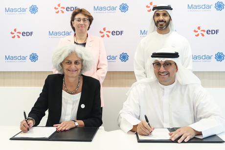 Abu Dhabi's Masdar and France's EDF launch 50:50 Esco