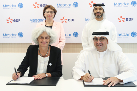 Abu Dhabi's Masdar and France's EDF launch 50:50 Esco