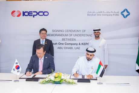 Enec's Barakah One Co, Kepco ink MoU for 'Barakah Model' projects