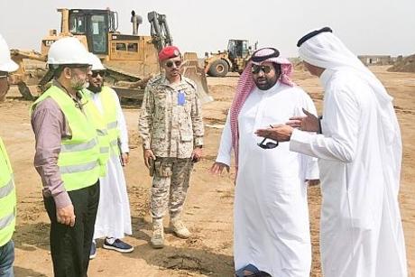 Expansion of Jazan's King Abdullah bin Abdulaziz Airport reviewed