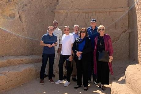 American evangelical Christians visit Saudi Arabia's Neom future city