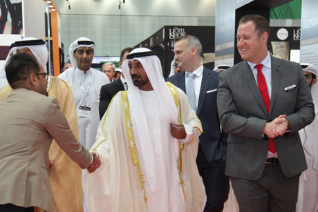 HH Sheikh Ahmed opens FM Expo 2019 at Dubai World Trade Centre
