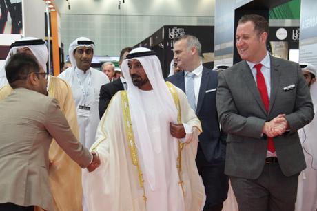 HH Sheikh Ahmed opens FM Expo 2019 at Dubai World Trade Centre