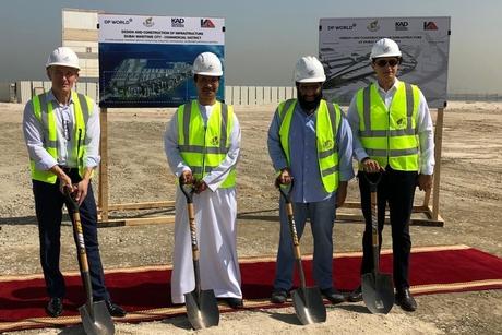 Phase 1 construction begins on $30m Dubai Maritime City