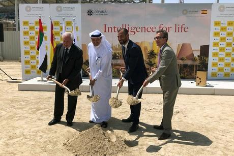 Construction begins on Expo 2020 Dubai's 6,000m2 Spain Pavilion