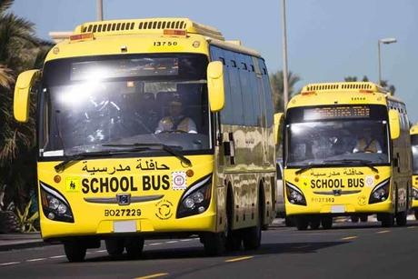 Emirates Transport signs, renews 12 school bus deals in Dubai, Sharjah