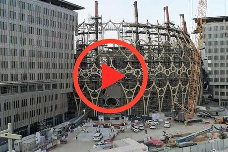 VIDEO: The engineering behind Expo 2020 Dubai's Al Wasl Plaza