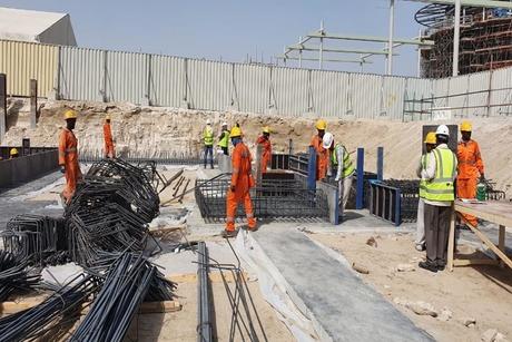 PICTURES: Besix progresses on Expo 2020 Dubai's France Pavilion