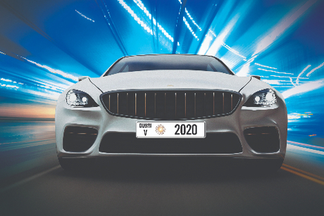 For sale: Expo 2020 Dubai-coded number plates at RTA's next auction