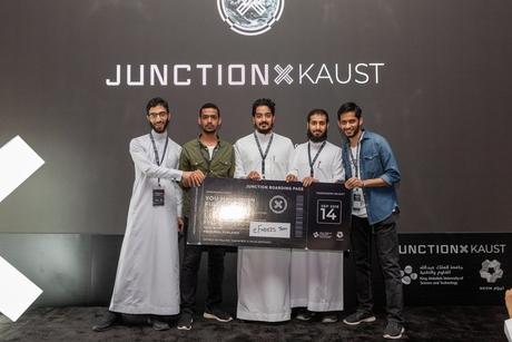 JunctionxKaust Hackathon 2019 eyes next-gen tech for Neom