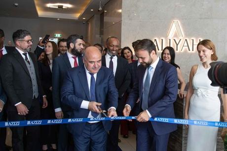 Azizi Developments opens Aliyah homes at Dubai Healthcare City