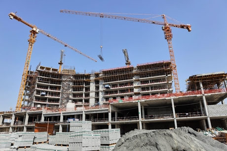 Deyaar's Bella Rose homes at Dubai Science Park 35% complete