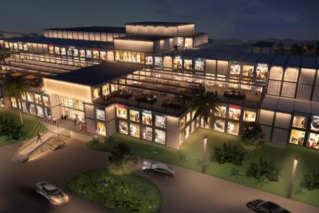 Sheikh Saud opens $11m Grove Village mall in Ras Al Khaimah