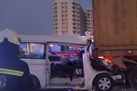 Eight killed, four seriously injured in Dubai car crash – report