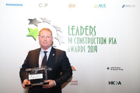 Leaders KSA Awards 2019: RICS lauded as training service provider