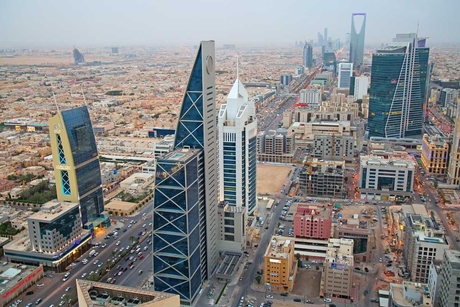 American giant Parsons at tech 'tipping point' in Saudi Arabia