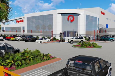 Pax-Kent to complete Pyrotek's Jafza, Dubai hub in November 2019