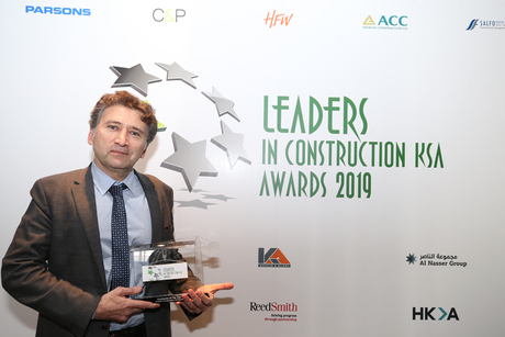 Leaders KSA Awards 2019: ACC named Contractor of the Year