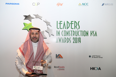 Leaders KSA Awards 2019: C&P's Tarek Ajlani is Architect of the Year