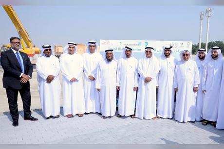 Iacad, DHA start work on $10m Zayed Dialysis Centre in Al Twar