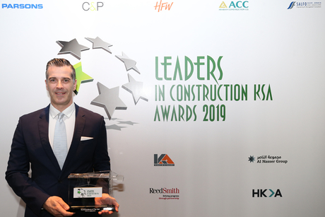 Leaders KSA Awards 2019: Salfo named Subconsultancy of the Year