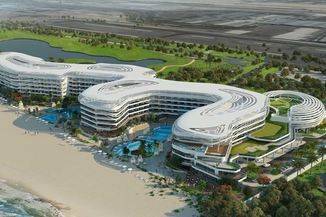 Marriott's St Regis Al Mouj Muscat hotel in Oman to open in 2022