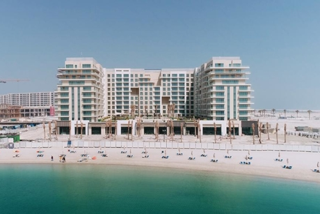 Eagle Hills Diyar completes 289-unit Marassi Shores Residences