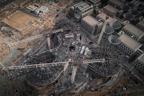 World Architecture Day: See new pictures of Expo 2020 Dubai's site