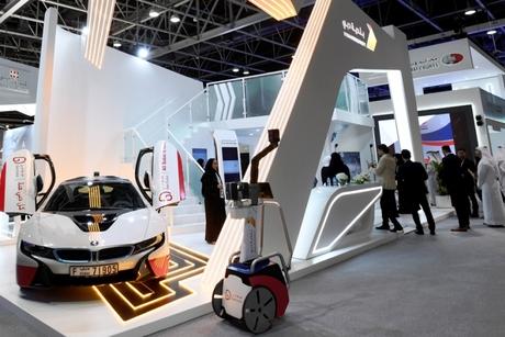 Dubai Municipality shows smart apps, self-driving car at Gitex 2019