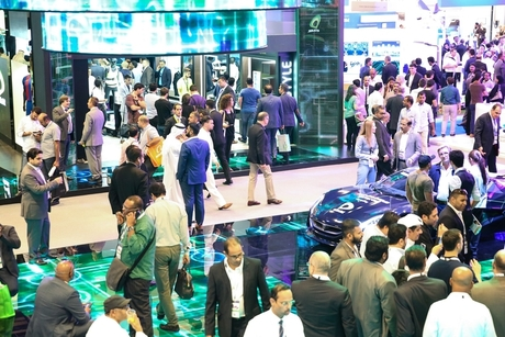Virgin Hyperloop One, Bee'ah attend Gitex Technology Week 2019