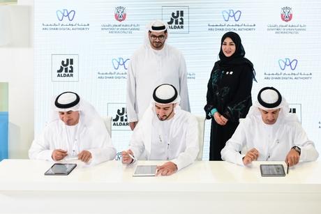 Gitex 2019: Abu Dhabi's DPM, ADDA, Aldar ink home-service deal