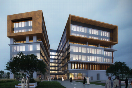 ISG completes Phase 1 of University of Wollongong Dubai's new campus