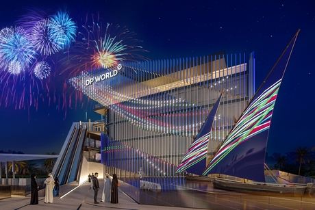 PICTURES, VIDEO: DP World unveils Expo 2020 Dubai pavilion