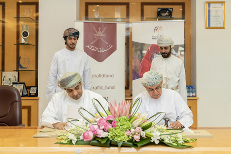 Oman's Madayn, Al Raffd Fund ink deal on investment services