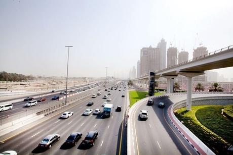 Dubai road investments generate $46bn economic returns