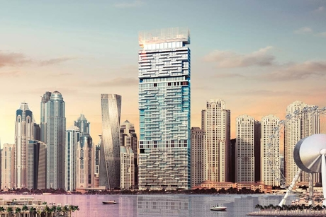 Dubai's Empower connects 1,552 RT district cooling to 1/JBR Tower