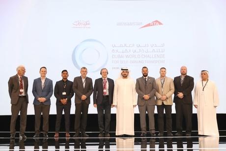 Sheikh Maktoum opens self-driving Dubai World Congress at DWTC