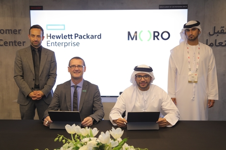 US's HPE, Dewa's Moro collaborate for UAE's innovation roadmap