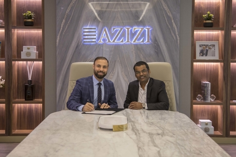 Azizi Developments awards building contract to Prestige Constructions